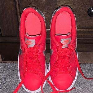 Nike Court Tour Sneakers Red